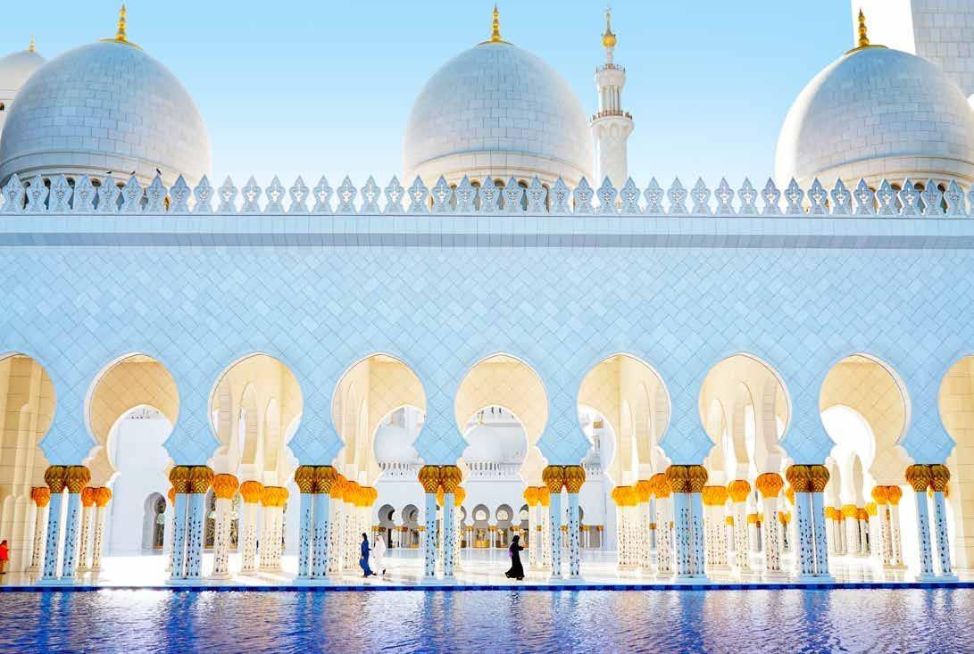 Page 22 of CAPTIVATING LAND PROGRAMS DUBAI AND ABU DHABI, UNITED ARAB EMIRATES