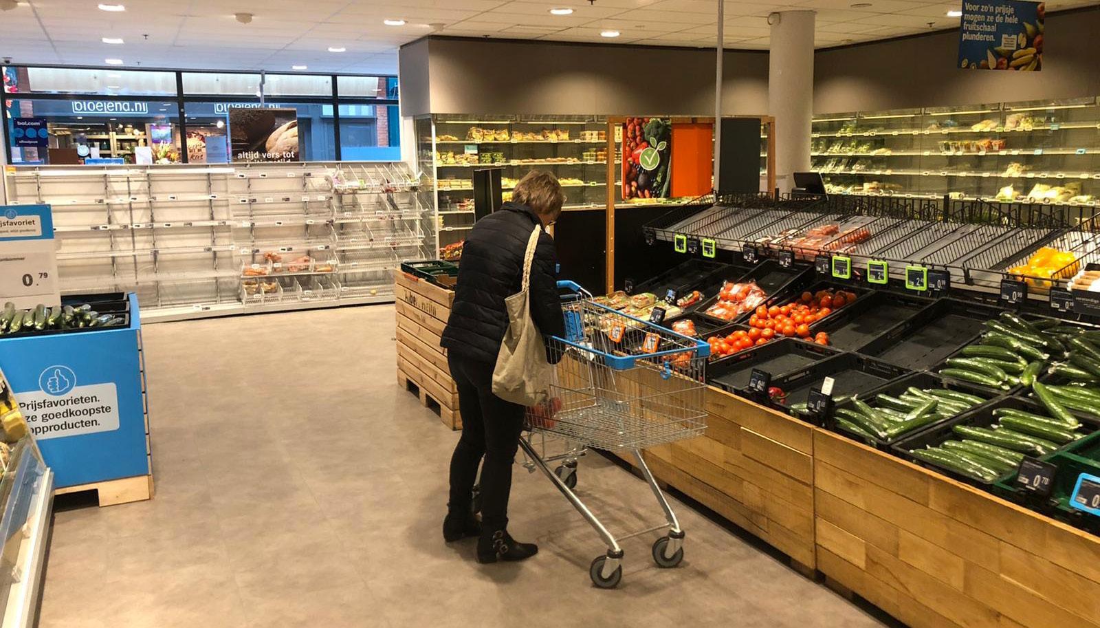 Page 6 of Kansen voor de supermarkt Veranderingen op de winkelvloer in beeld