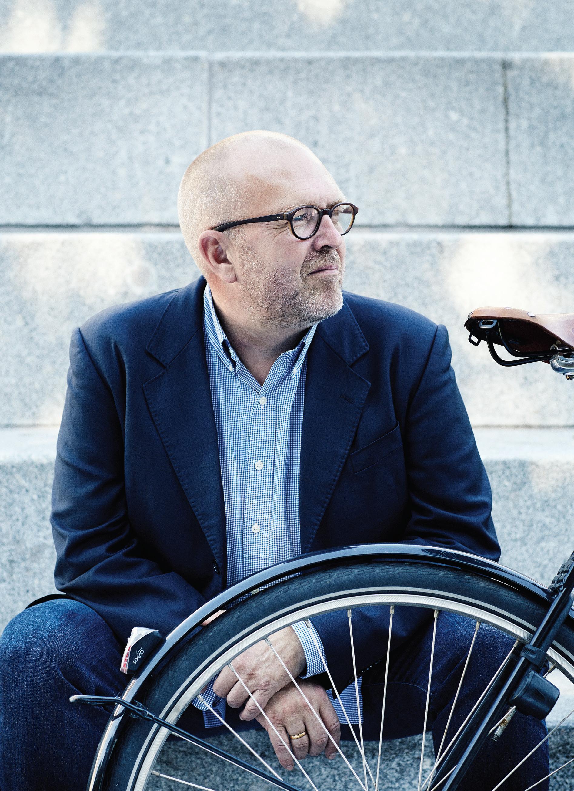 Page 12 of Opvaskebørsten var ikke et hit Dansk Cyklistforbund Klaus Bondam