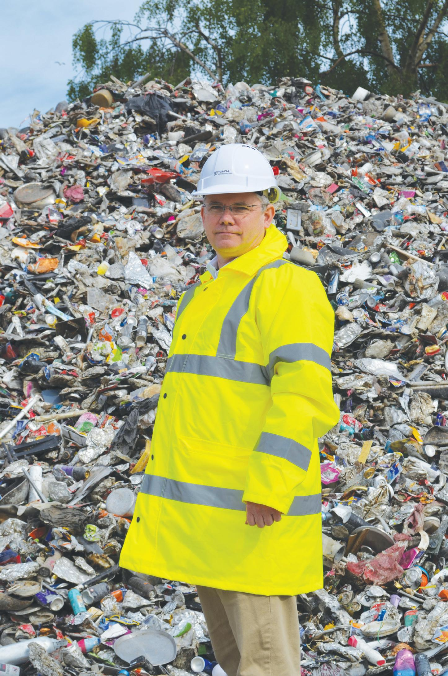 Page 14 of COVER STORY TOMRA INTRODUCES FIRST-OF-ITS-KIND ALUMINUM RECYCLING TECHNOLOGY