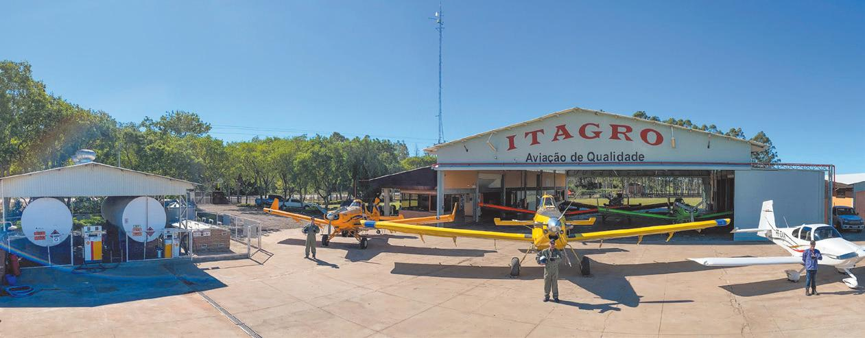 Page 24 of Ag Operator in South of Brazil Adds Aerial Firefighting to His Operation