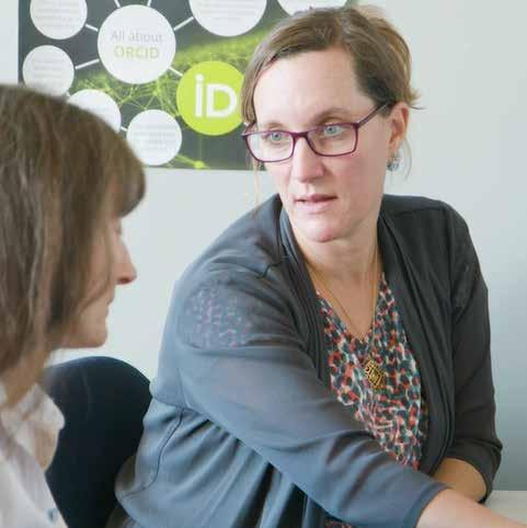 Page 22 of Video on NZ ORCID Hub