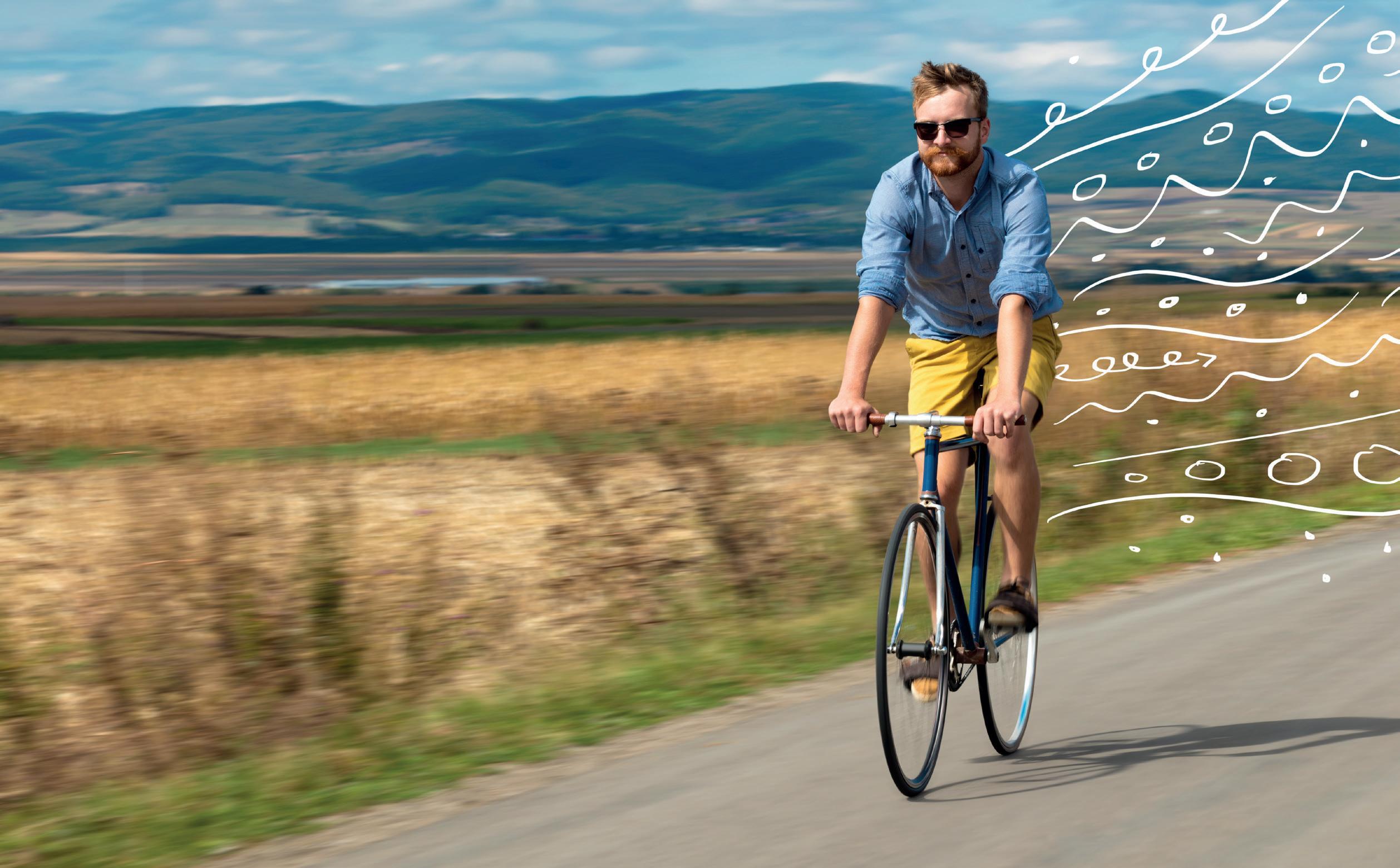 Page 4 of Medvind på cykelstierne