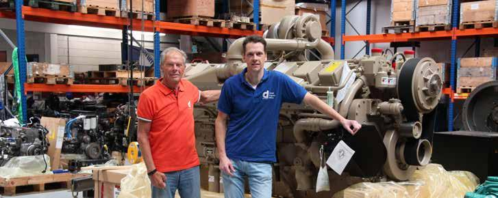 Page 12 of Diesel Engines Online: Cummins-specialist én dealer keerkoppelingen D-I Industrial
