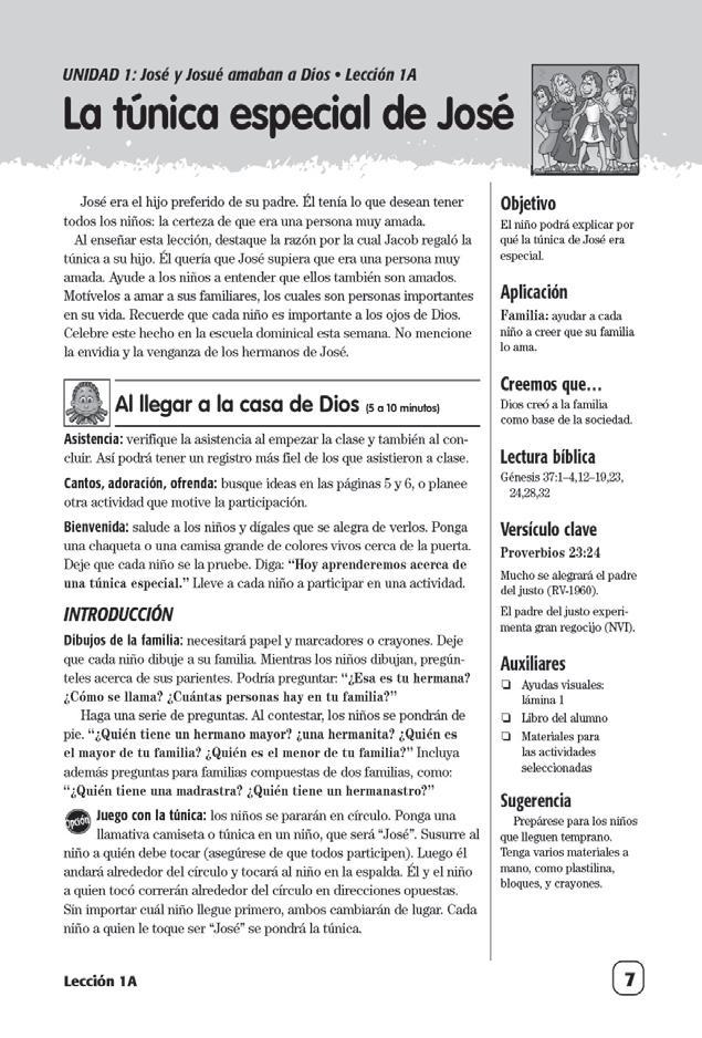 Page 6 of Cómo usar la guía del maestro Vida Nueva