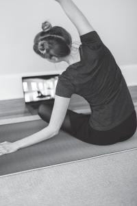 Page 15 of There's plenty to do and learn for Cassandra ON-LINE YOGA