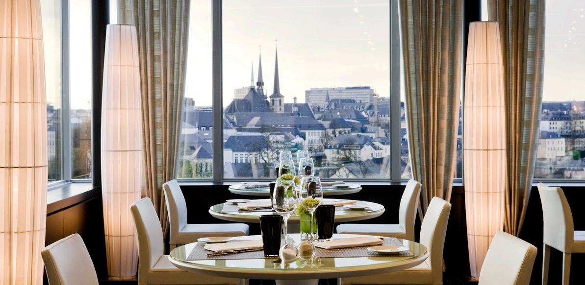 Page 9 of Sofitel Luxembourg Le Grand Ducal