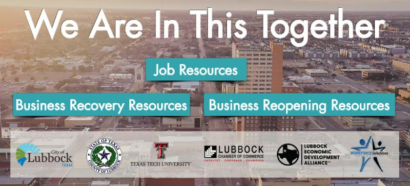 Page 5 of Lubbock is Open for Business | Playbook for Reopening during COVID-19