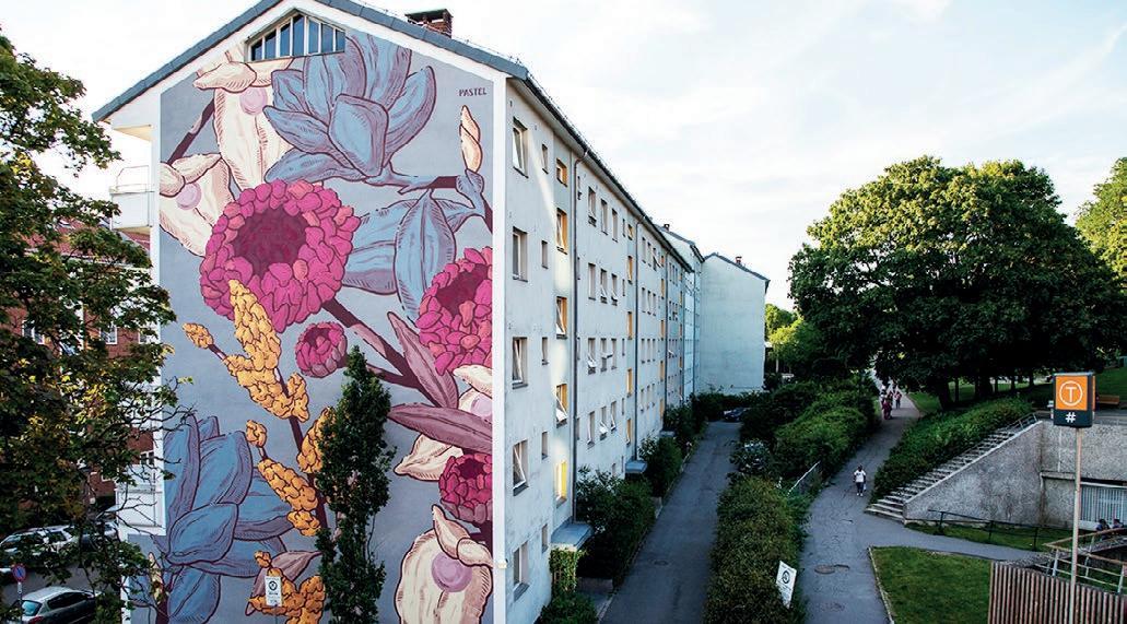 Page 16 of Gatekunst i Oslo