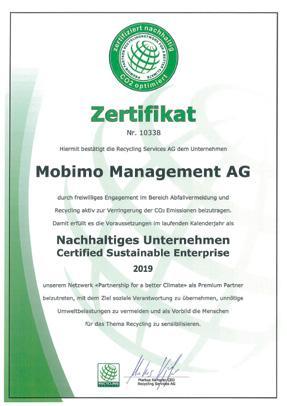 Page 22 of Zertifizierungen und nachhaltige Innovation