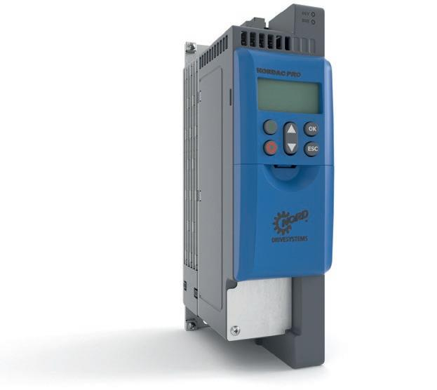Page 14 of WE CAN TALK….TO EVERYONE! NEW FREQUENCY INVERTER FROM NORD INCLUDES MULTI-PROTOCOL ETHERNET COMMS