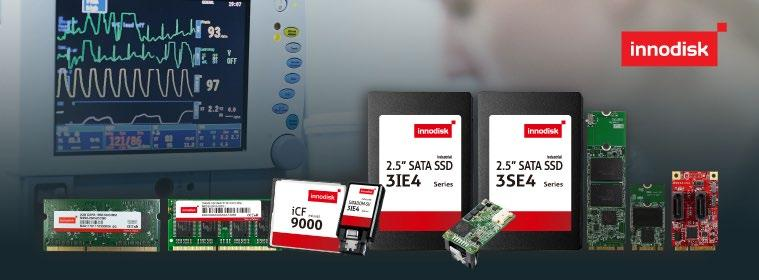 Page 9 of INNODISK SUPPORTS HEALTHCARE INDUSTRY WITH CAPABLE MEDICAL-GRADE SOLUTIONS