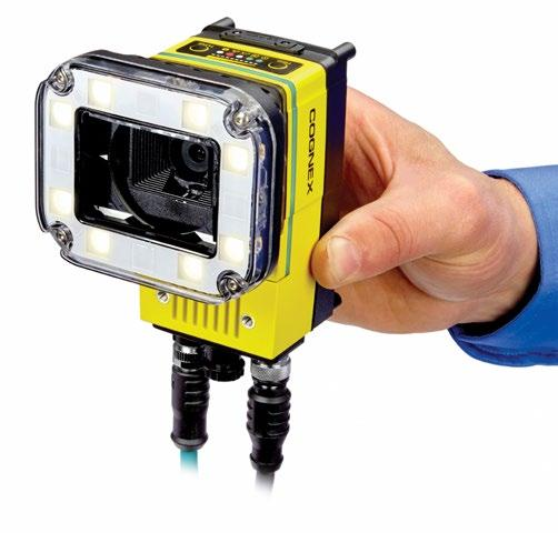 Page 15 of COGNEX INTRODUCES WORLD'S FIRST INDUSTRIAL SMART CAMERA POWERED BY DEEP LEARNING