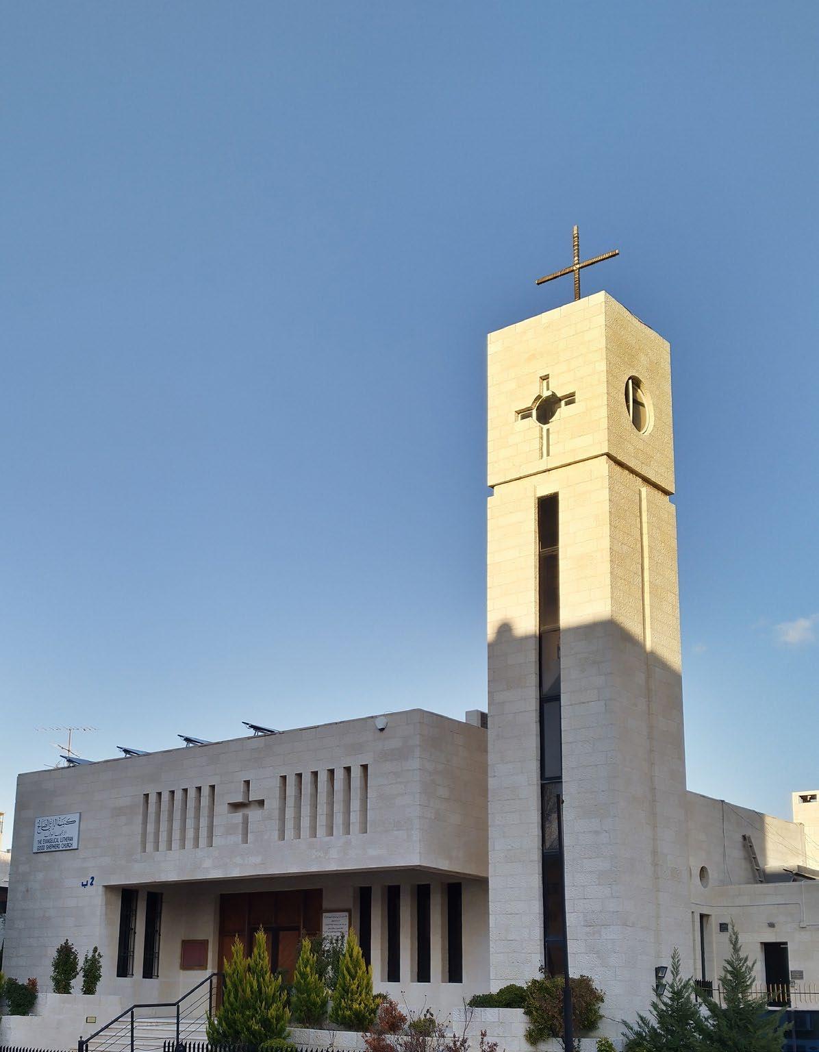 Page 22 of Kurkistus Jordaniaan: Arjen uskontoa ja yhteiskunnan haasteita