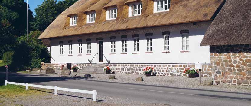 Page 15 of Elisabeth Christensen, Fuglsø Kro Fuglsø Kro er en af mere end 80 ambassadør-virksomheder for nationalparken. Læs om opstart og netværk