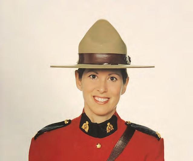 Page 24 of Honouring Constable Heidi Stevenson ('93)