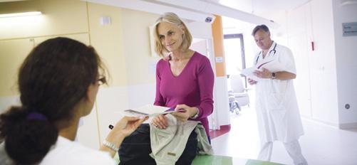 Page 14 of Hospitalisation : un parcours de santé