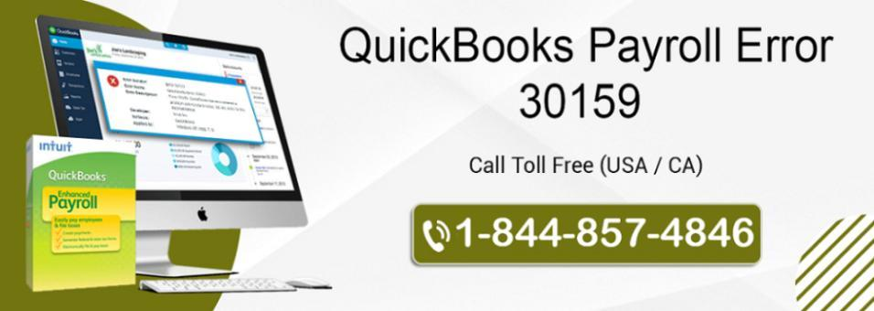 Page 1 of QuickBooks Error 30159 - 1844-857- 4846 Payroll Support