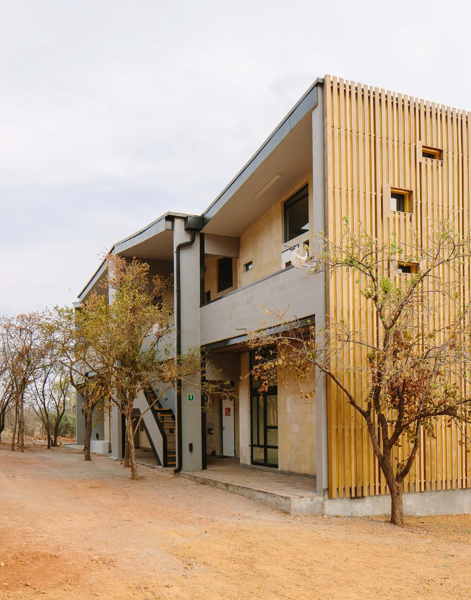 Page 52 of Limpopo Youth Hostel: Rural Reinvention