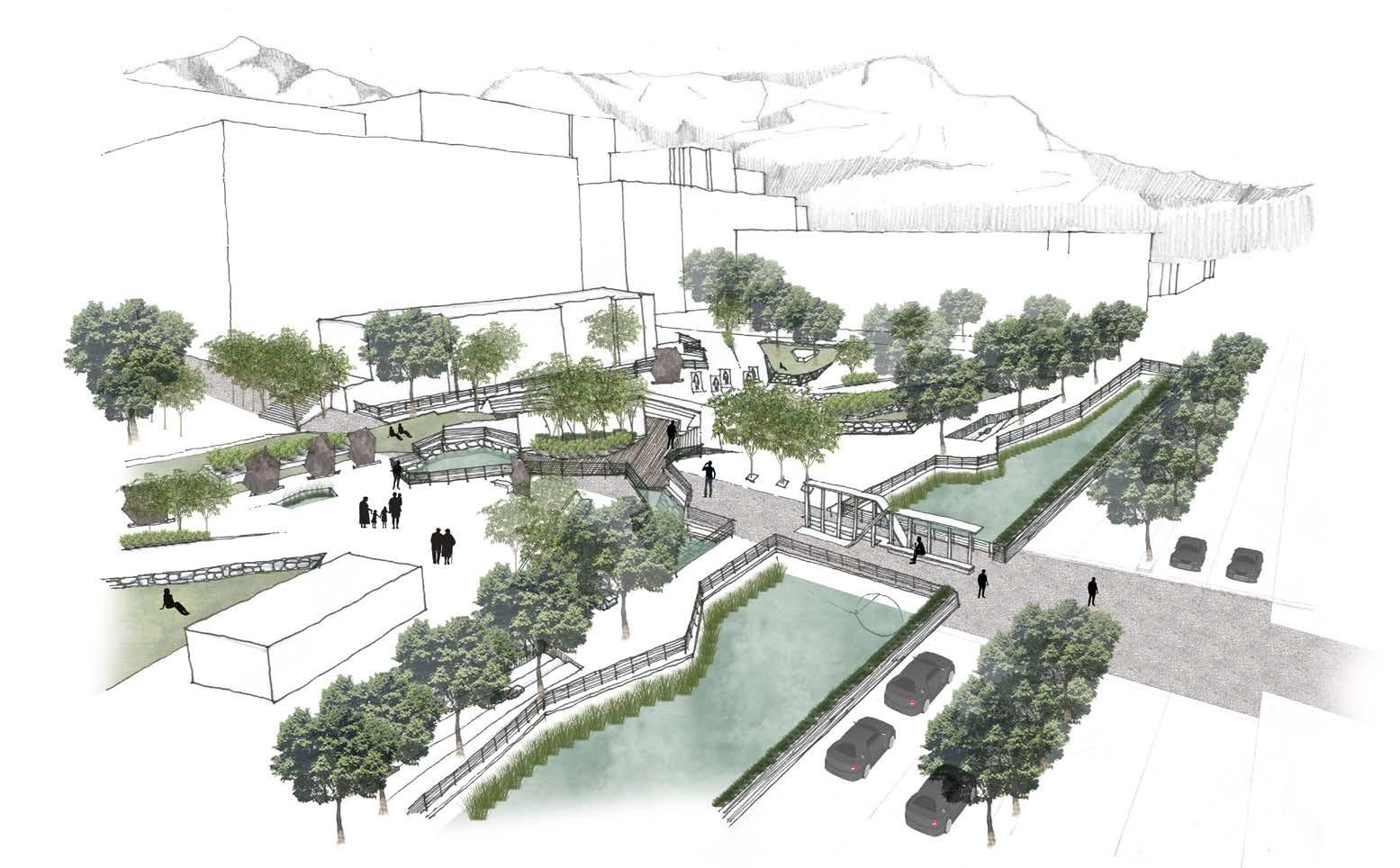 Page 8 of Landscape Architects Journal City of Sweet Waters: Re-introducing the city of Cape Town's ancient water system by Nabeelah Kader Hashim