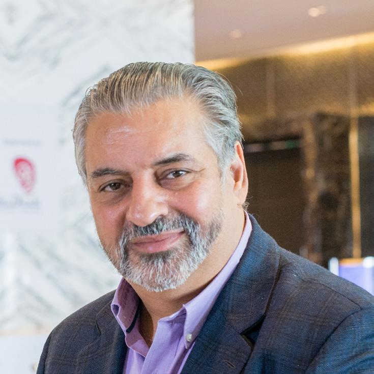 Page 24 of FAST FUTURE FORESEES SLOW RESTART Rohit Talwar, global futurist and Chief Executive Officer of Fast Future, discusses the four possible ways the industry can recover from the pandemic based on scenario planning