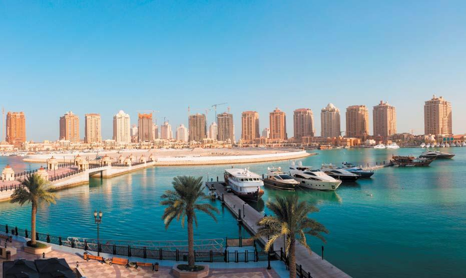 Page 40 of Strong Real Estate Sector Despite All the Challenges: Qatar Shows Us How