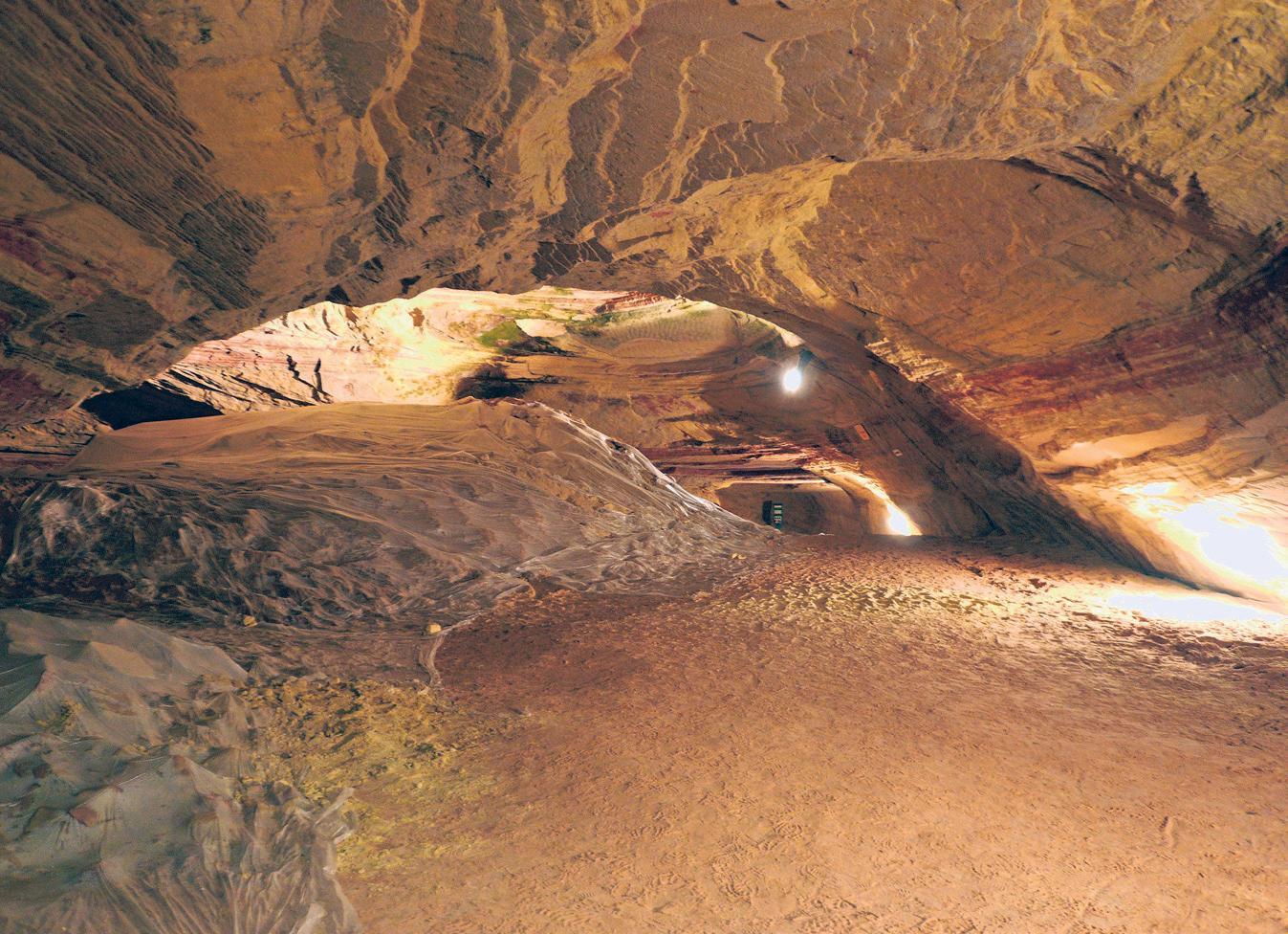 Page 20 of Schlossberghöhlen Homburg, Europe's biggest sandstone cave
