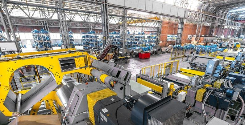 Page 15 of Redex group opens a technical center and reinforces its metal strip processing solutions