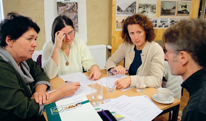 Page 16 of der neuen GAP Innovationsökosystem der ländlichen Räume Die Rolle der Beratung in den AKIS Lernen, Bildung und Qualifizierung für eine zukunftsorientierte Regional- entwicklung