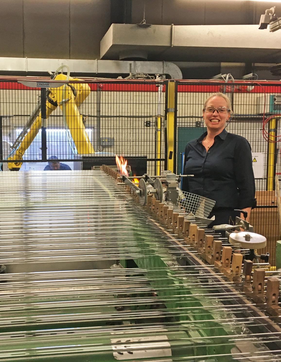 Page 8 of Winschoter fabriek levert wereldwijd glas voor desinfectielampen