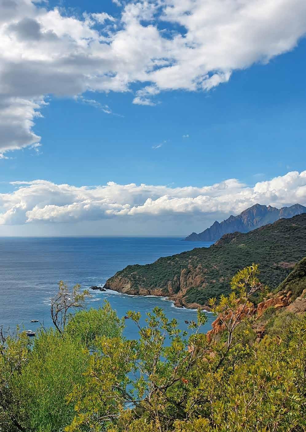 Page 36 of Auf Reisen Vom Gebirge im Meer. Korsika lockt