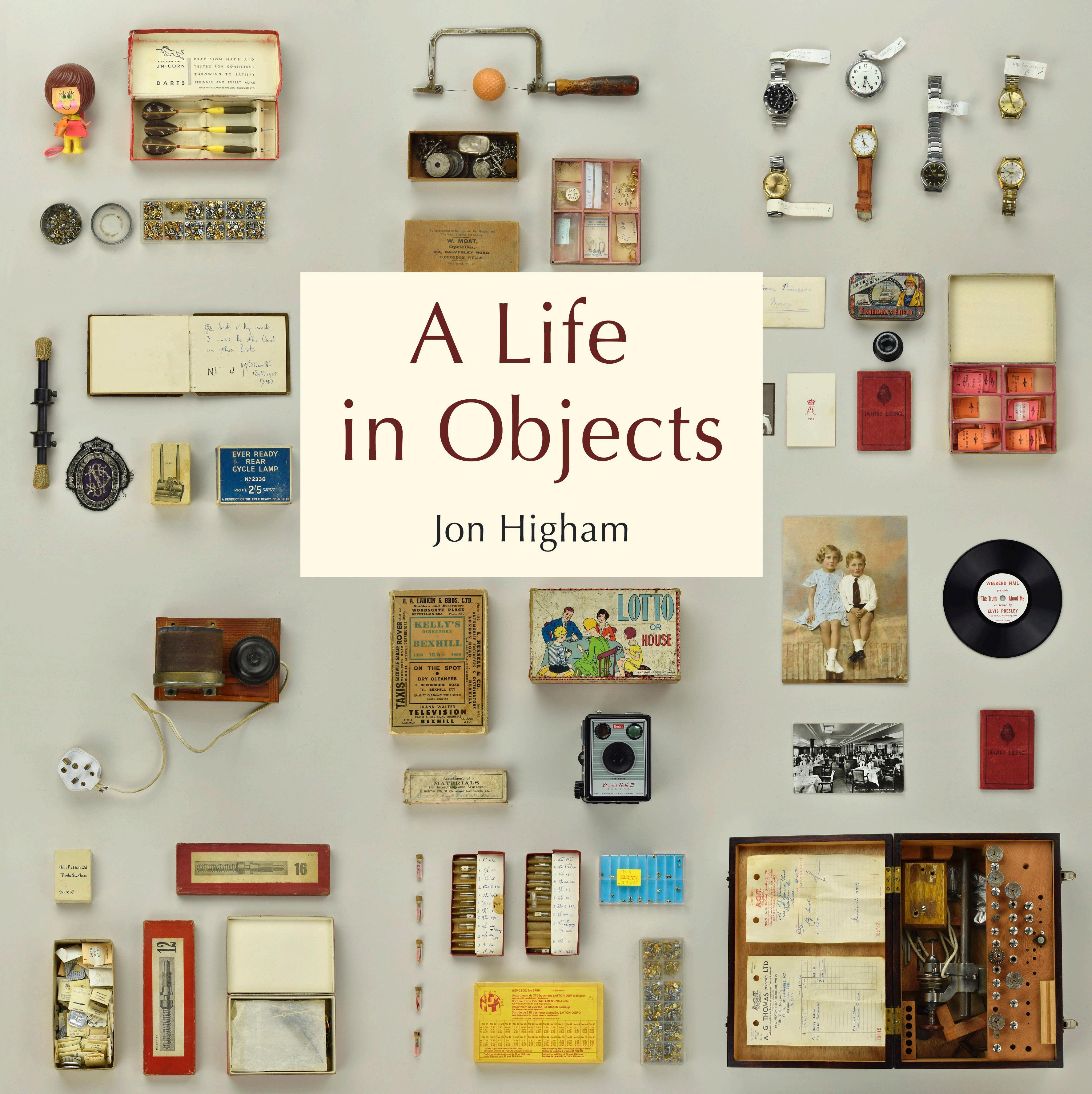 story from: A Life in Objects