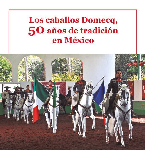 Page 58 of Los caballos Domecq, 50 años de tradición en México