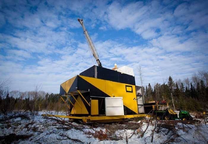 Page 62 of Goliath expansion drilling intersects high grade