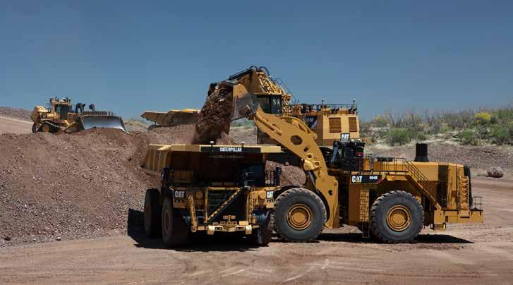 Page 58 of Newmont brings first autonomous haulage fleet to gold mining industry