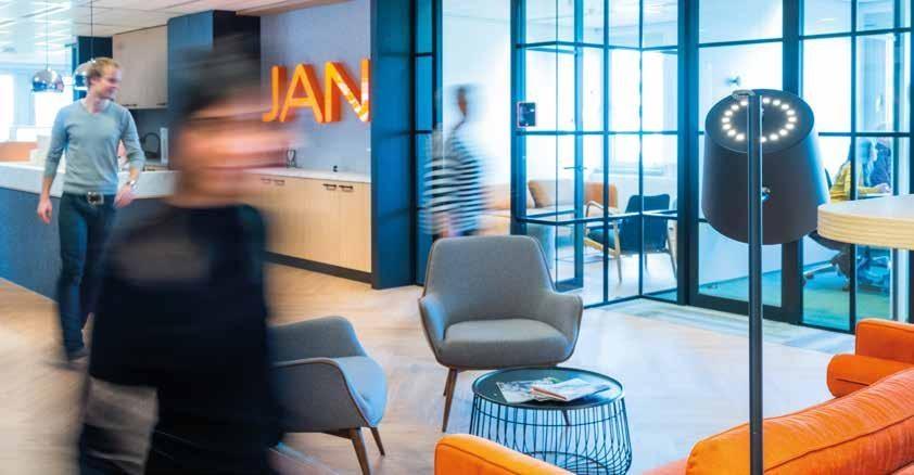 Page 8 of JAN© Accountants – Nieuw kantoor