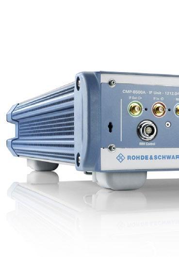 Page 42 of Rohde & Schwarz und Decawave kooperieren bei der Entwicklung von Testfunktionalität für Ultra-Wideband-Technologien