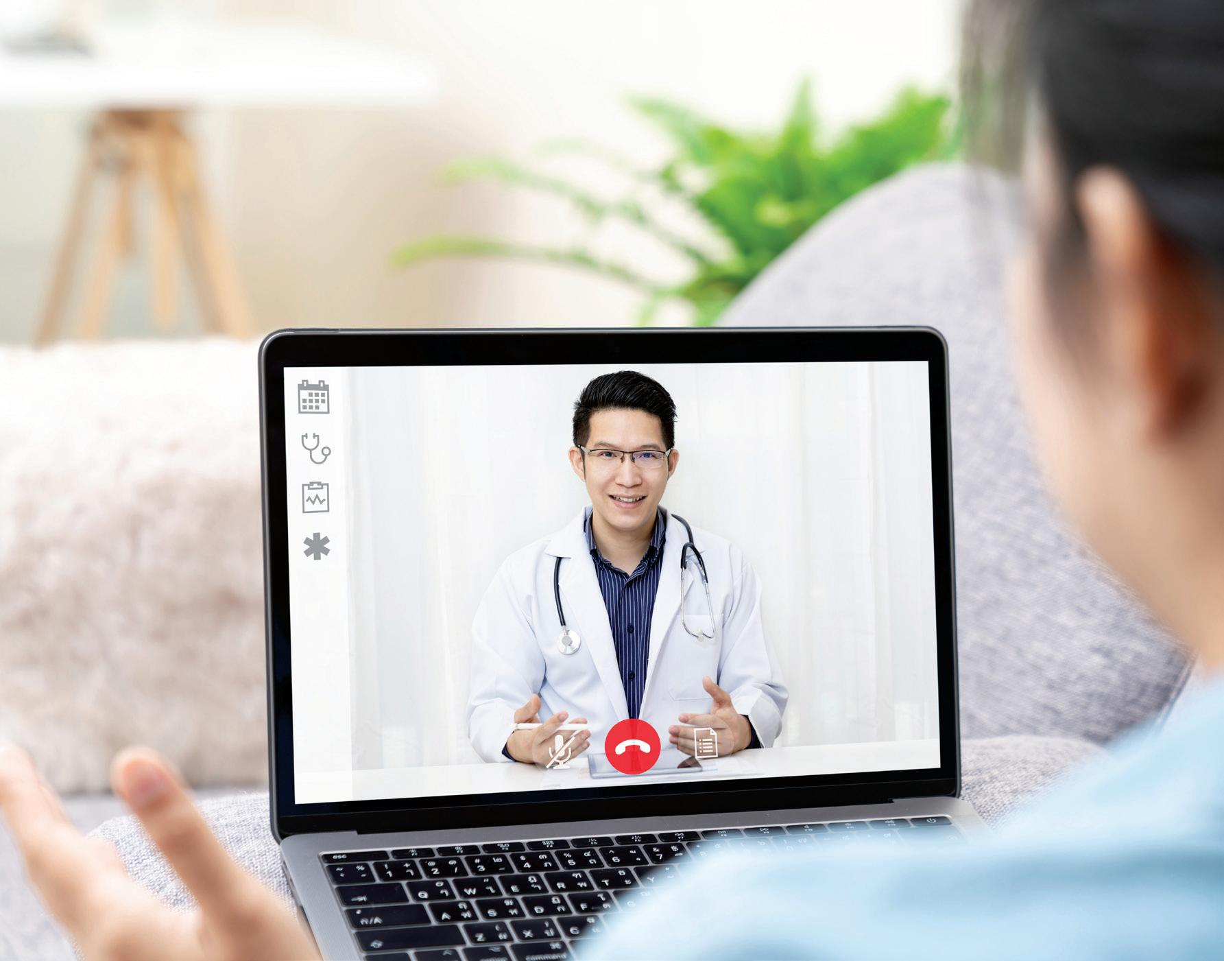 Page 7 of Telehealth Technology that Keeps You Healthy