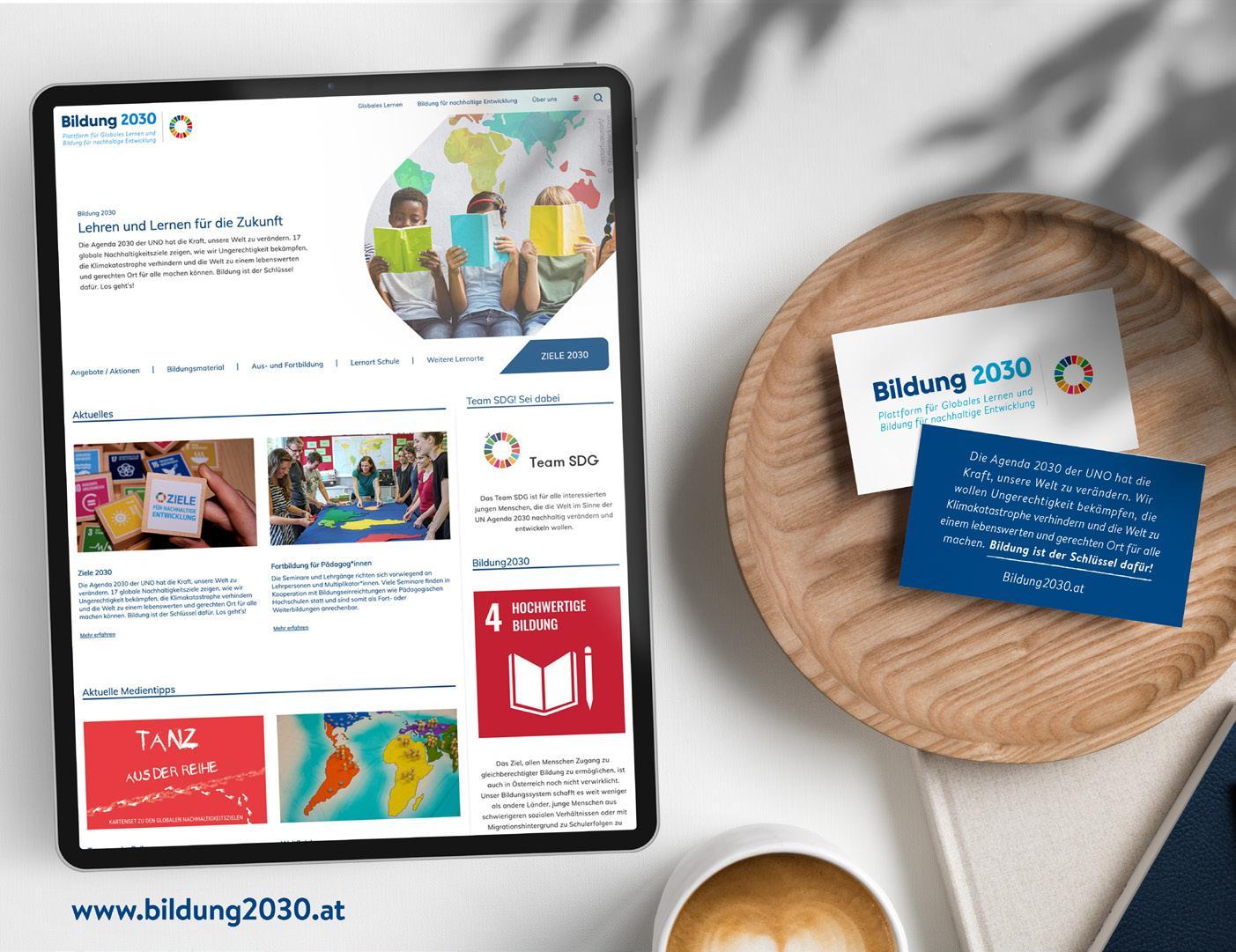 Page 22 of Plattform Bildung2030