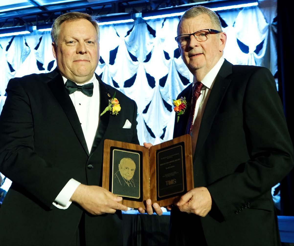 Page 14 of Professor David StJohn Wins the 2020 Bruce Chalmers Award