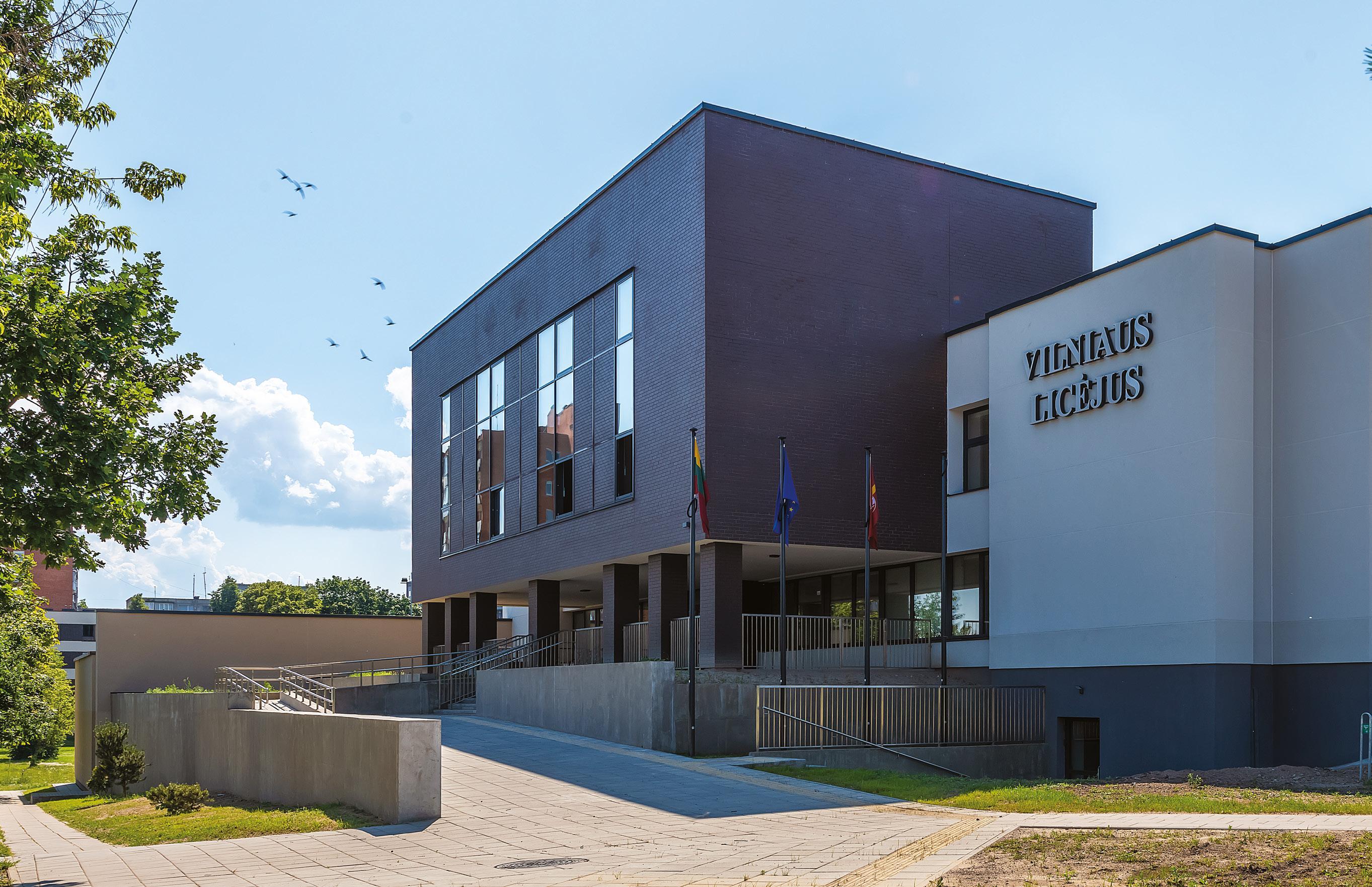 Page 70 of Vilniaus licėjus – atnaujintas, modernesnis ir pasiruošęs naujiems mokslo metams