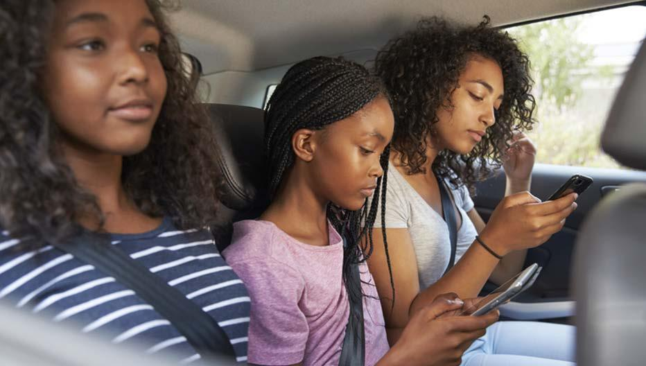 Page 1 of NHTSA's 5 Tips for Summer Road Safety