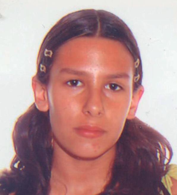 Page 34 of Alerta Desaparecidos: Sara Morales