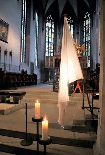 "Page 14 of Stadtmuseum: Die ""Weiße Fahne"" wird Exponat"
