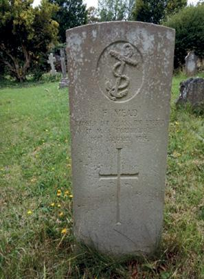 Page 40 of Pulpit: The mystery of sailors' war graves