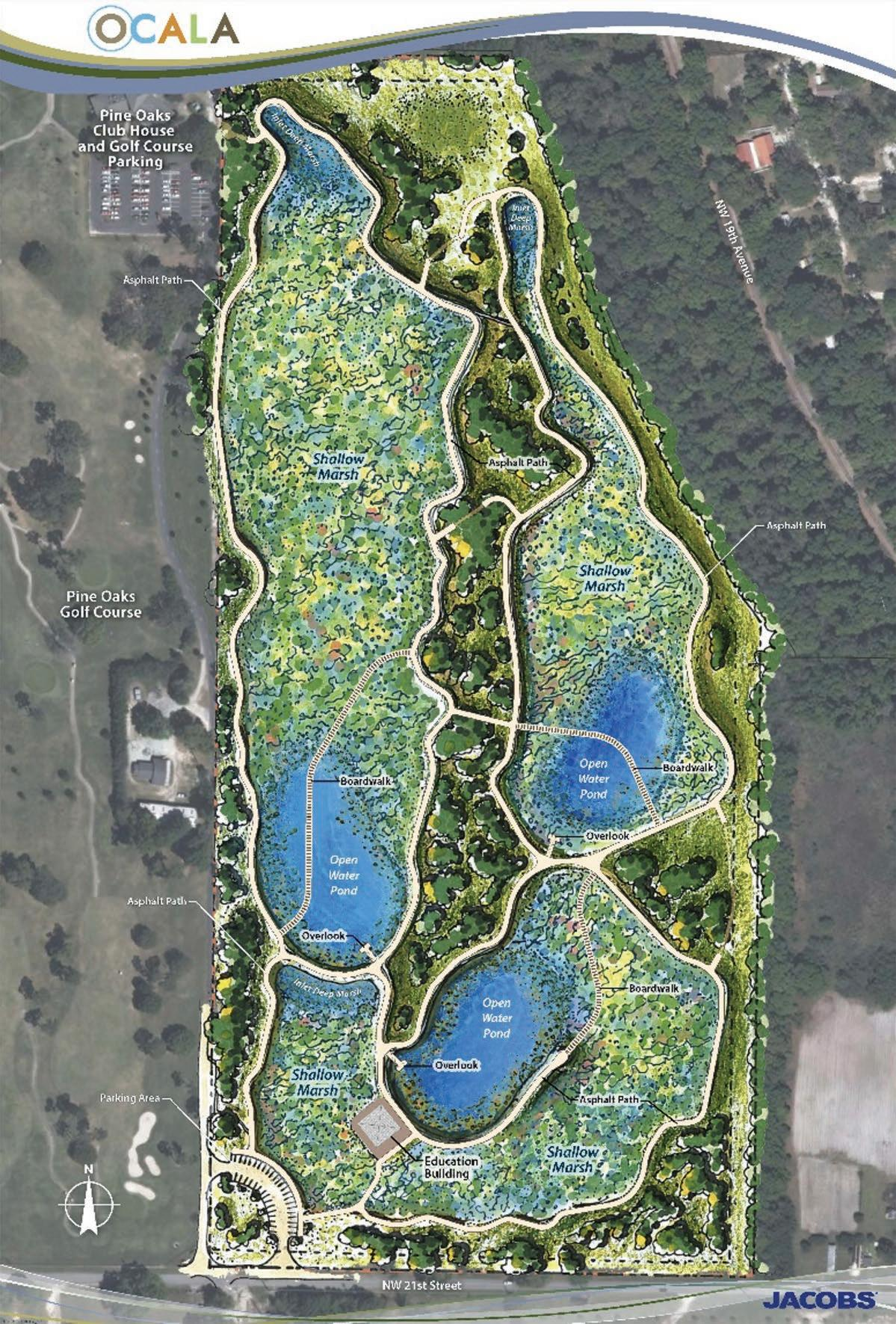 Page 16 of Reuse, Reduce, Recharge, Restore, and Recreate: Ocala Wetland Park—Allison