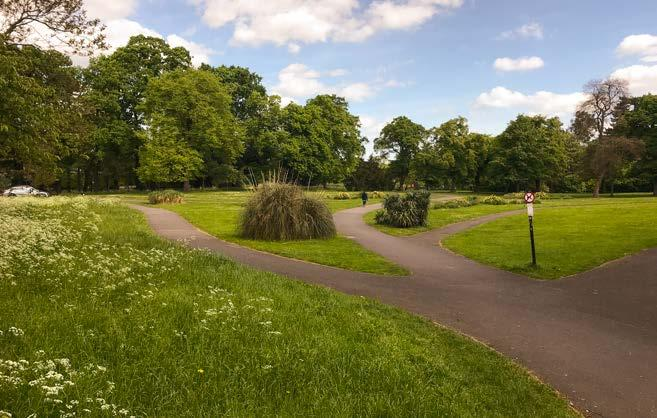 Page 20 of Valuing London's urban green space in a time of crisis – and in everyday life