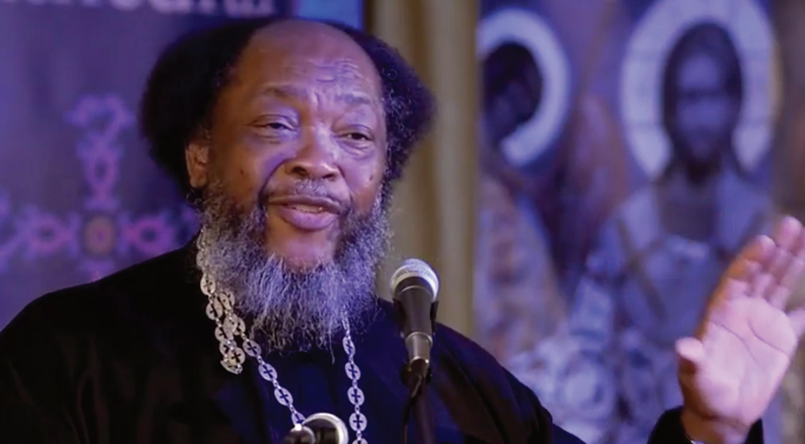 Page 36 of Interview with Fr. Moses Berry