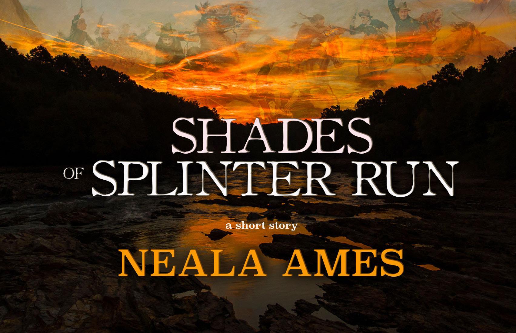 Page 136 of Shades of Splinter Run