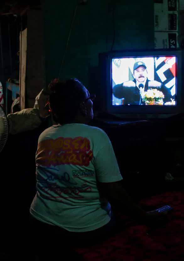 Page 36 of Wie Bolsonaro in Brasilien einen inneren Feind neu konstruiert Zuhausebleiben verboten Nicaragua und die geleugnete Epidemie